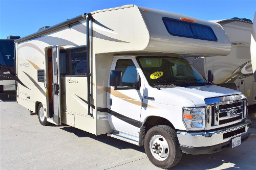 Exterior : 2019-COACHMEN-260RS