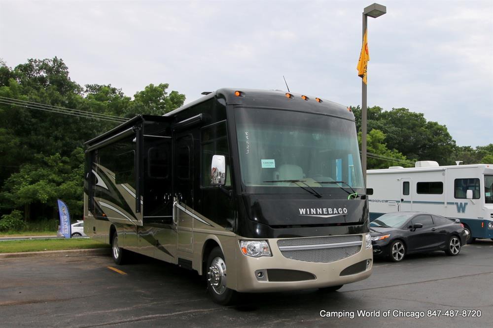 Simple 2014 Winnebago Adventurer 38Q For Sale In Tampa FL  Lazydays