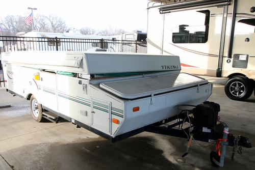 Used 2003 Viking Legend 2485 Pop Up For Sale