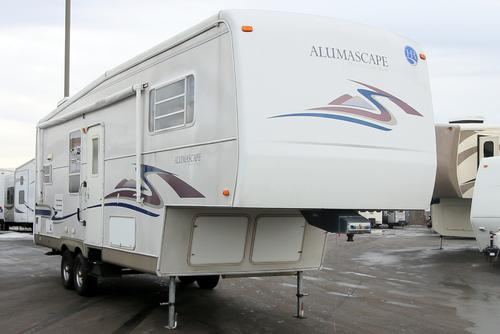 2002 Holiday Rambler Alumascape