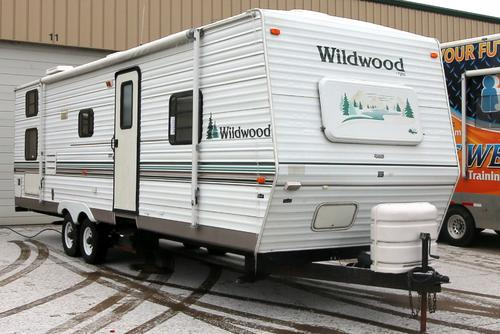 2001 Forest River Wildwood