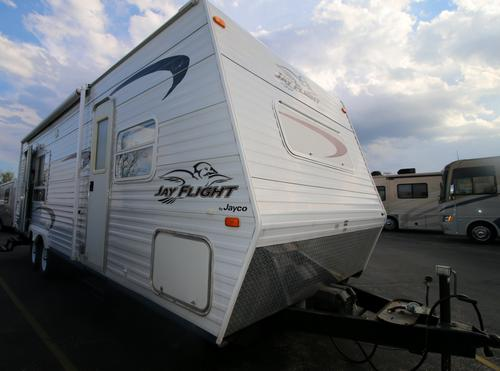 Used 2005 Jayco Jay Flight 25RKS Travel Trailer For Sale