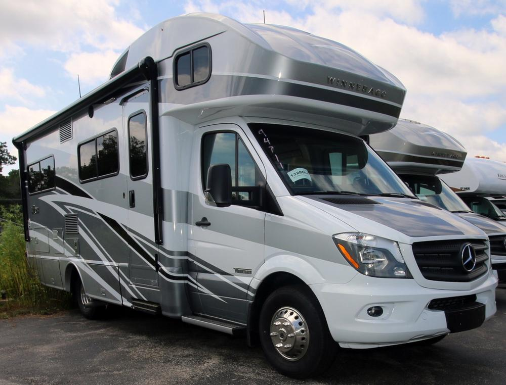 Luxury Also Read Ford, Winnebago Motorhomes Roll On The  A Standard Rear View Camera And A Long List Of Available Techs And Amenities Including Sync 3