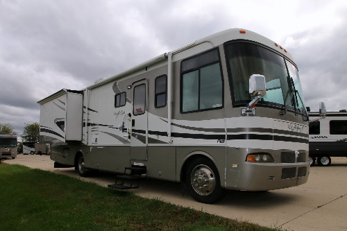 RV : 2003-MONACO-34SBD WORKHORSE
