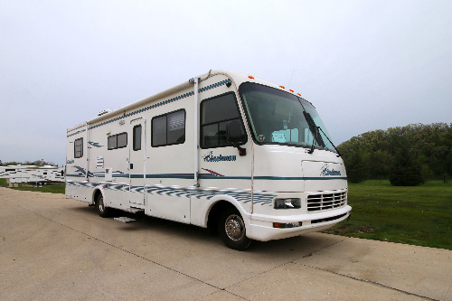 RV : 1998-COACHMEN-322 QBXL-FORD
