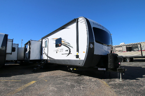 RV : 2019-FOREST RIVER-8329SS