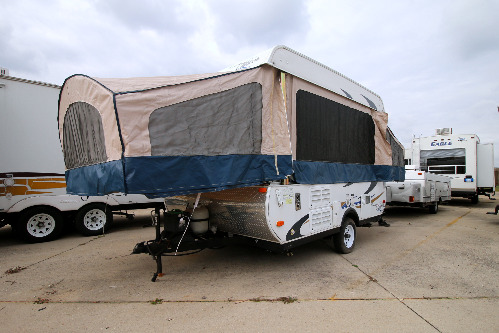 RV : 2011-COACHMEN-107
