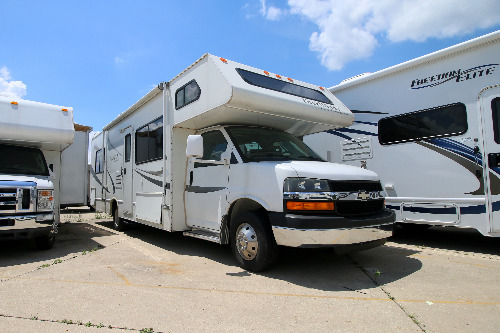 RV : 2005-FOUR WINDS-28A E45