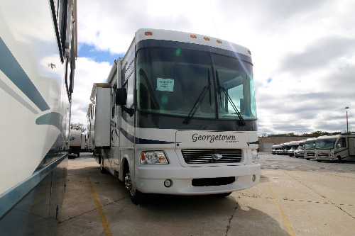 RV : 2008-FOREST RIVER-357QS