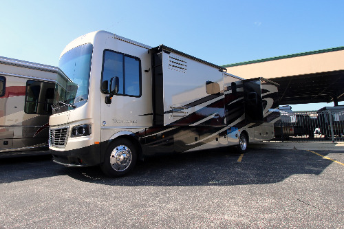 RV : 2016-HOLIDAY RAMBLER-36DB