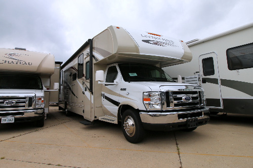 RV : 2016-COACHMEN-319DS