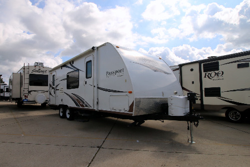 RV : 2014-KEYSTONE-245RB