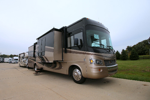 RV : 2011-FOREST RIVER-378TS