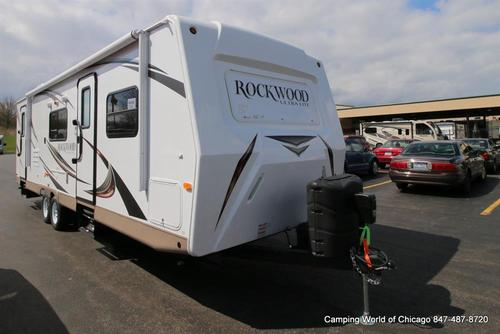 2016 Forest River Rockwood Ultra Lite