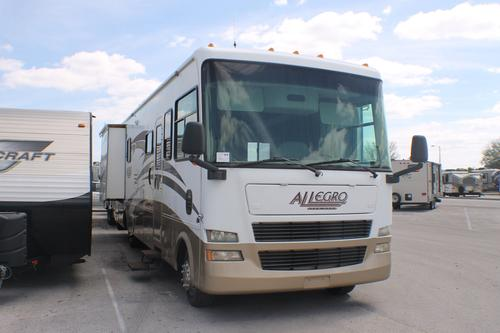 Used 2007 Tiffin Allegro 35TSA Class A - Gas For Sale