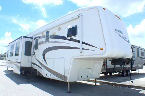 Exterior : 2007-TETON-SCOTTSDALE QUADRUPLE SLIDE