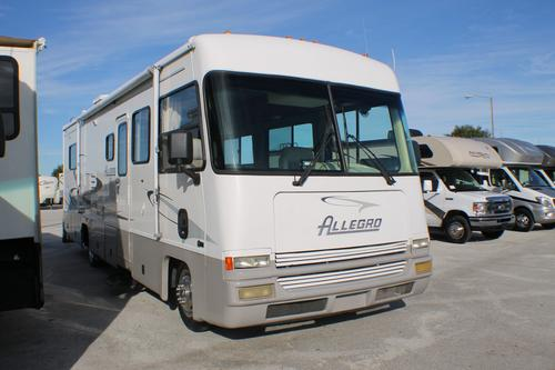Used 2001 Allegro Allegro 311A-WORKHORSE Class A - Gas For Sale