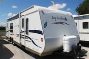 Used 2007 Jayco Jayfeather 29N Travel Trailer For Sale