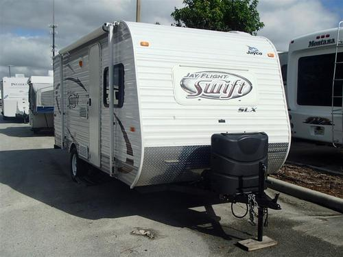 Used 2014 Jayco Jay Flight 184BH Travel Trailer For Sale