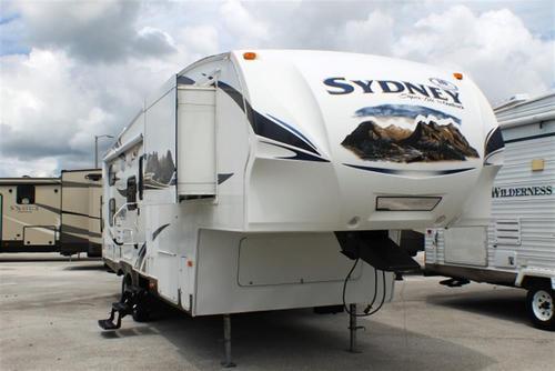 2011 Keystone Outback Sydney
