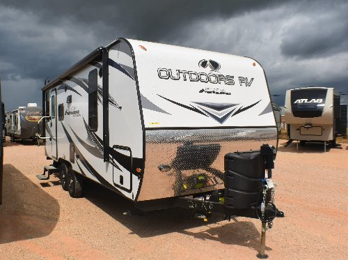Exterior : 2020-OUTDOORS RV-21RD