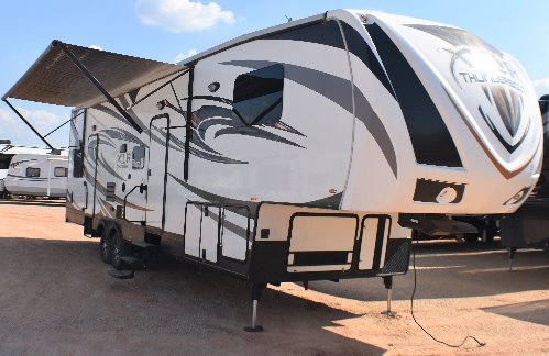 Exterior : 2015-FOREST RIVER-300X12HP