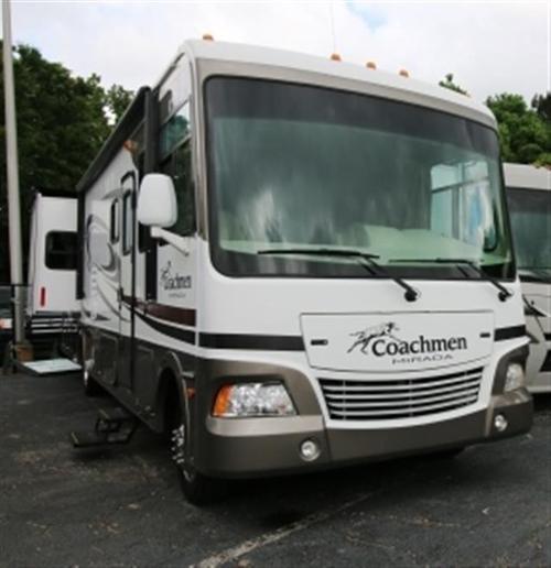 Used 2011 Coachmen Mirada M-35DS Class A - Gas For Sale