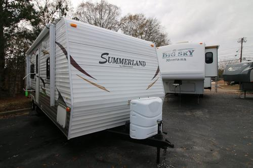 Used 2012 Keystone Summerland 2600 Travel Trailer For Sale