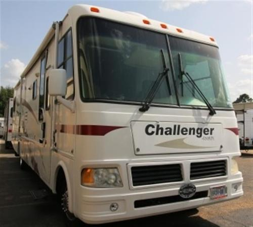 Used 2006 Damon Challenger 372 Class A - Gas For Sale