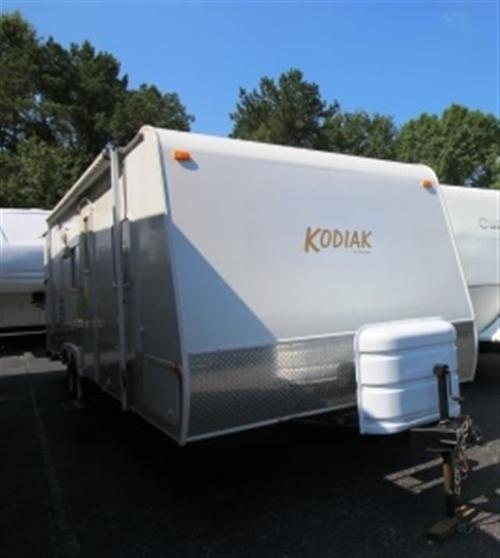 Used 2008 Forest River Kodiak 30BHSL Travel Trailer For Sale