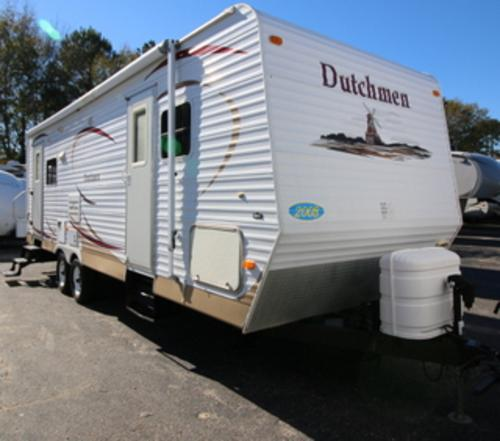 Used 2008 Dutchmen Dutchmen 26L-DSL Travel Trailer For Sale