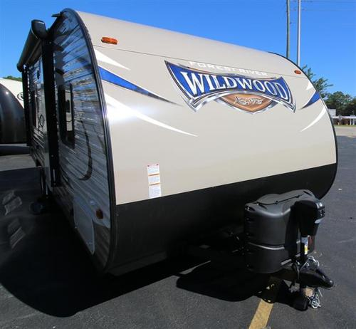 New 2016 Forest River Wildwood 241QBXL Travel Trailer For Sale