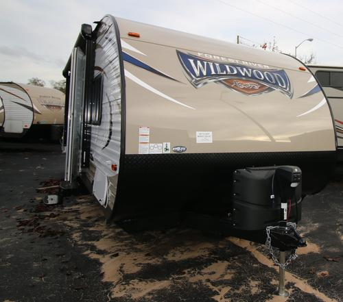 New 2016 Forest River Wildwood 271RBXL Travel Trailer For Sale