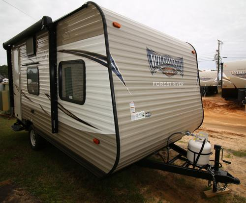 New 2016 Forest River Wildwood 185RBXL Travel Trailer For Sale