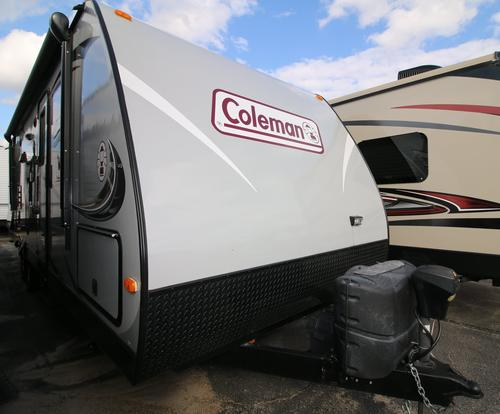 Used 2013 Coleman Coleman CTU281BH Travel Trailer For Sale