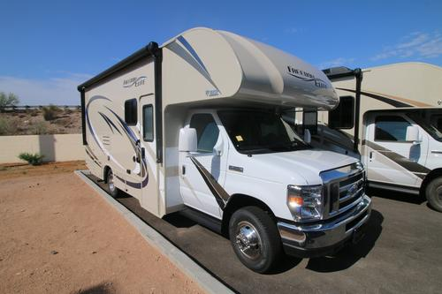 Thor Freedom Elite 24he Rvs For Sale Camping World Rv Sales