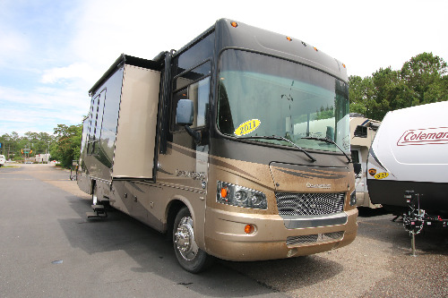 Cab : 2011-FOREST RIVER-378TS