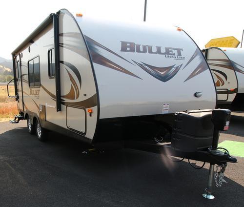 New 2016 Keystone Bullet 204RBSWE Travel Trailer For Sale