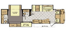 Floor Plan : 2014-BOUNDER-36H