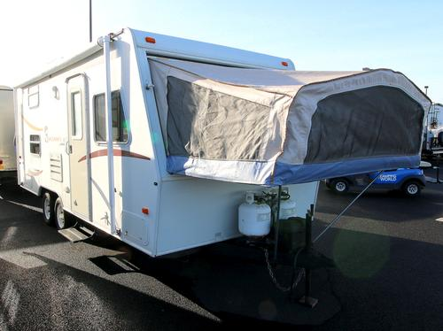 Used 2003 Jayco Kiwi 21C Travel Trailer For Sale