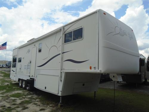 Used 2005 Alfa See Ya! 35RLIK Fifth Wheel For Sale