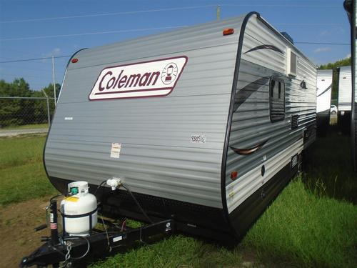 2016 Travel Trailer Coleman Coleman