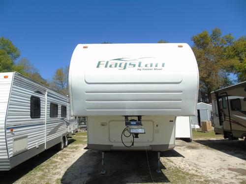Used 2003 Flagstaff Flagstaff 8524RKSS Fifth Wheel For Sale
