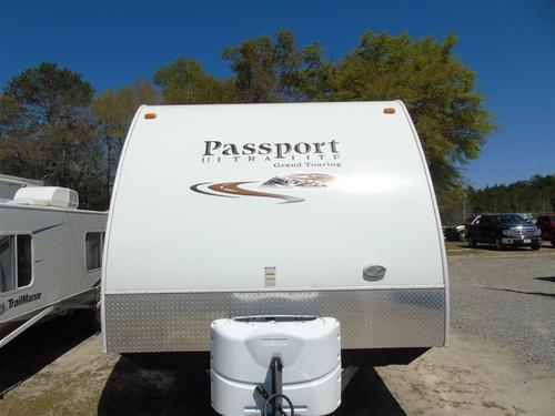 2012 Keystone PASSPORT ULTRA LITE