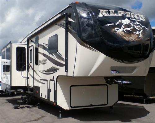 New 2016 Keystone Alpine 3011RE Fifth Wheel For Sale