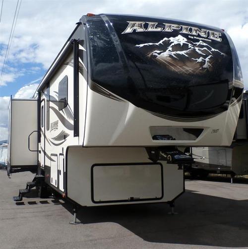 New 2016 Keystone Alpine 3101RL Fifth Wheel For Sale