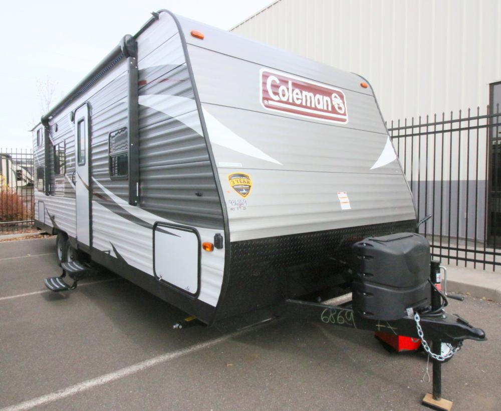 New coleman trailers for sale for Coleman s fish market
