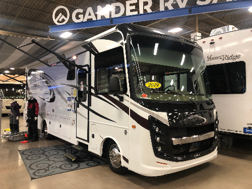 Bathroom : 2019-ENTEGRA COACH-31V