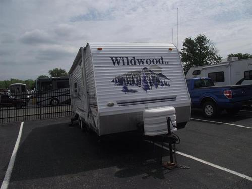 2006 Forest River Wildwood Le
