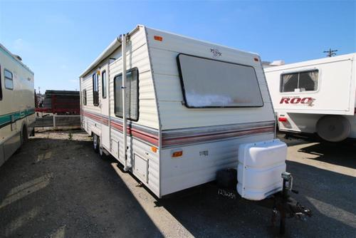 Used 1993 Fleetwood Terry 24 TT Travel Trailer For Sale